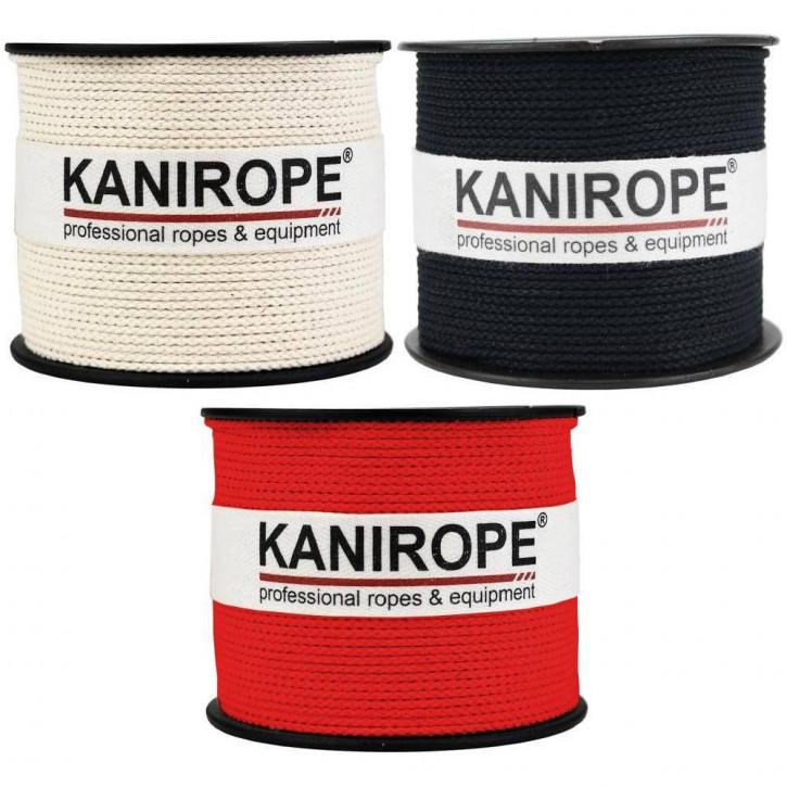 Corde coton COBRAID ø1,5mm 8x tressée de Kanirope®