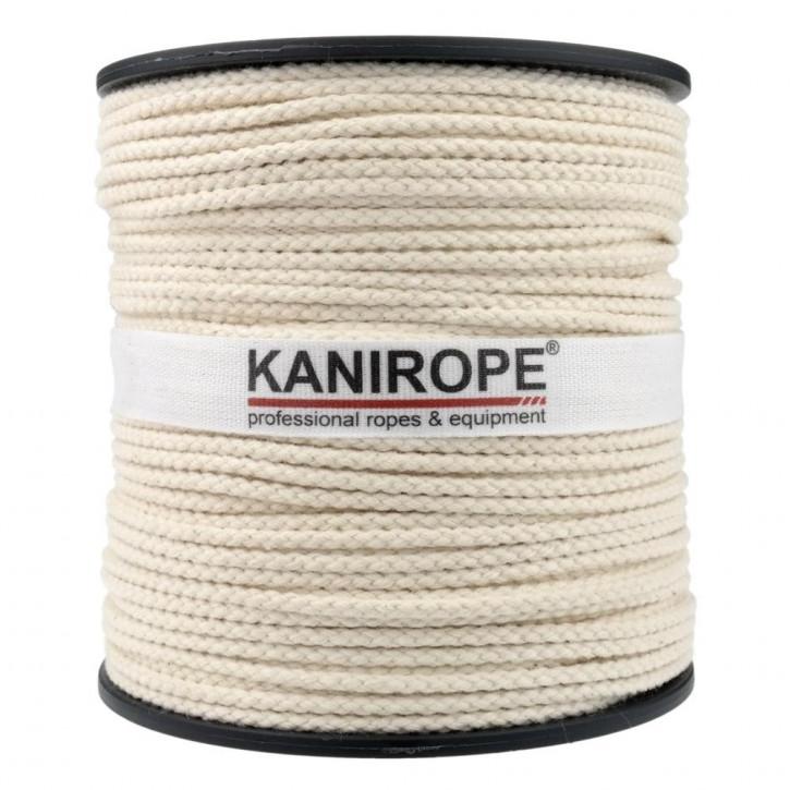 Corde coton COBRAID ø3mm 8x tressée de Kanirope®
