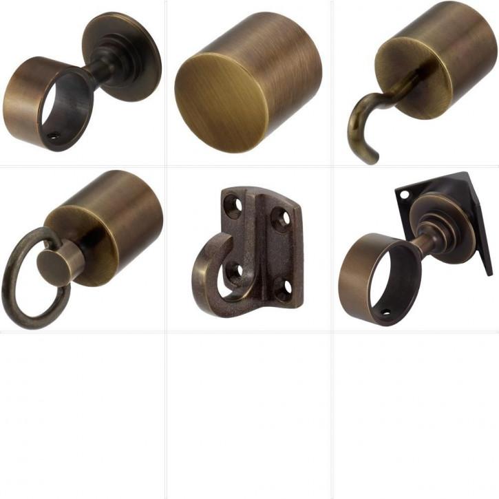 """Accessoires pour corde main courante """"Antique"""" de Kanirope®"""