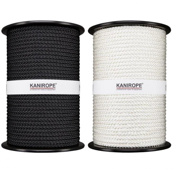 Corde spéciale B1 ø12mm 8x tressée retardateur de flamme de Kanirope®