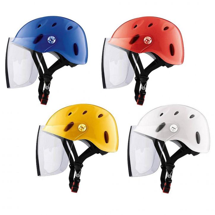 COMBI WORK VISIER de Rock Helmets