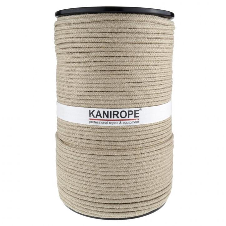 Corde chanvre HEMPBRAID ø3mm 8x tressée de Kanirope®