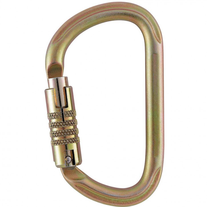 VULCAN TRIACT-LOCK MGP couleur or de Petzl®