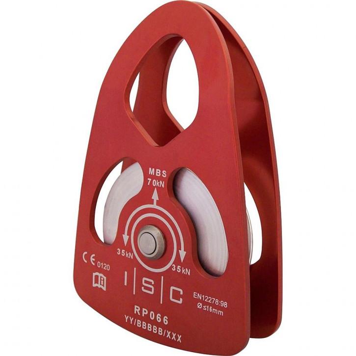 SINGLE LARGE RED roulement à billes de ISC