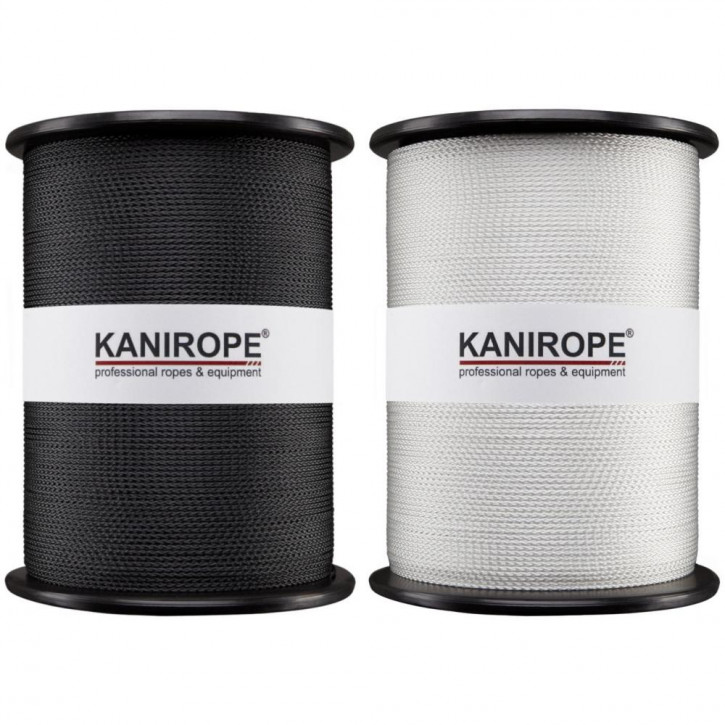 Corde spéciale B1 ø3mm 8x tressée retardateur de flamme de Kanirope®
