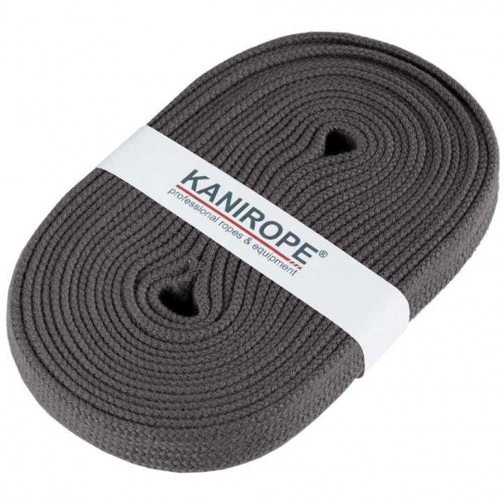 HOODIECORD gris foncé 5m de Kanirope®