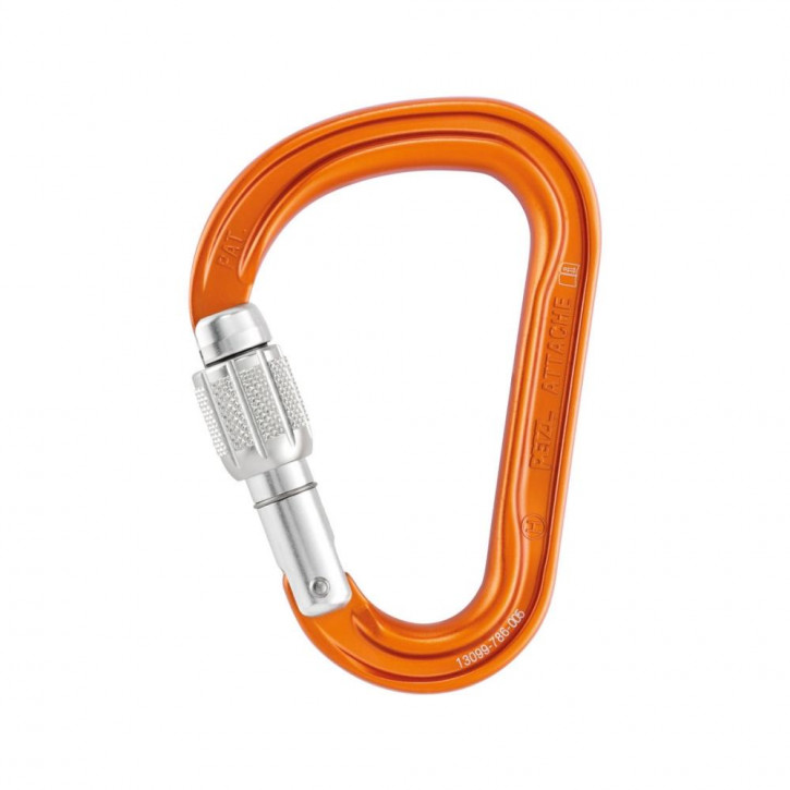 ATTACHE SCREW-LOCK de Petzl®