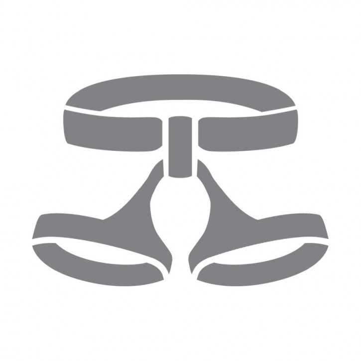 Élastique rechange PANDION/TETRAX de Petzl®