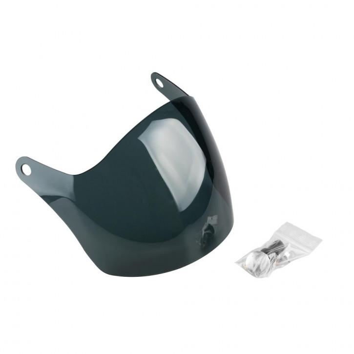 Visière de protection fumée LARGE TONED VISOR de Rock Helmets