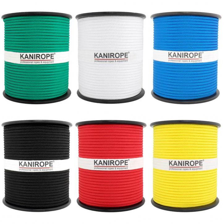 Kanirope® MULTIBRAID couleurs standards tressée
