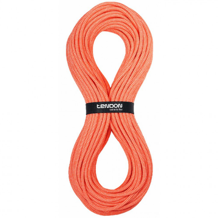 Corde statique CANYON DRY ø9mm de Tendon