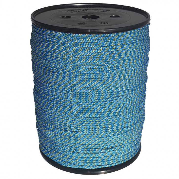 Corde technora TECBRAID ø3mm 16x tressée de Kanirope®