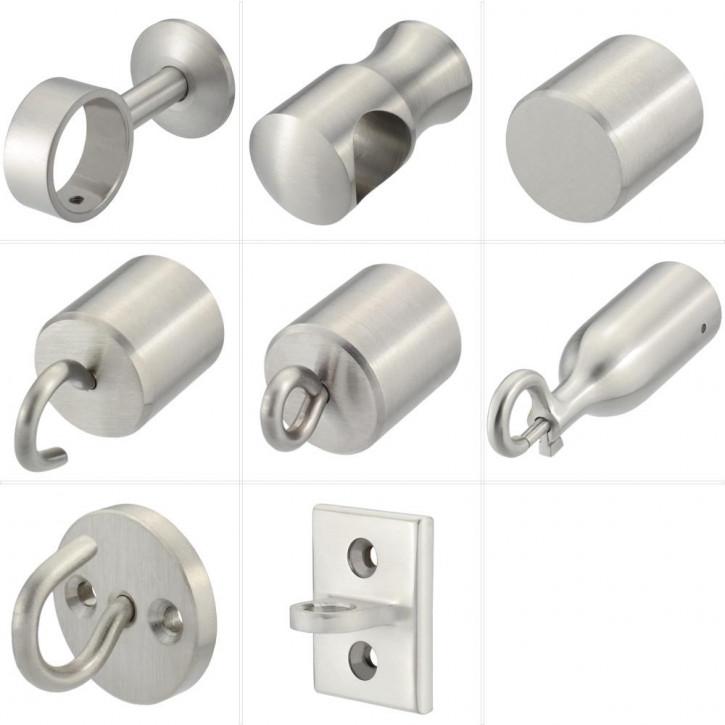 """Accessoires pour corde main courante """"Acier inoxydable"""" de Kanirope®"""