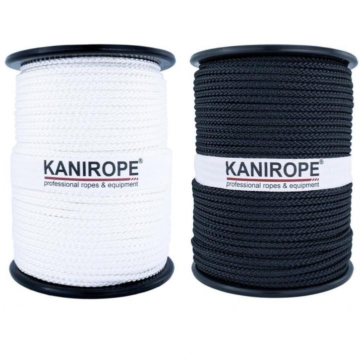 Corde polyester POLYBRAID ø3mm 8x tressée de Kanirope®