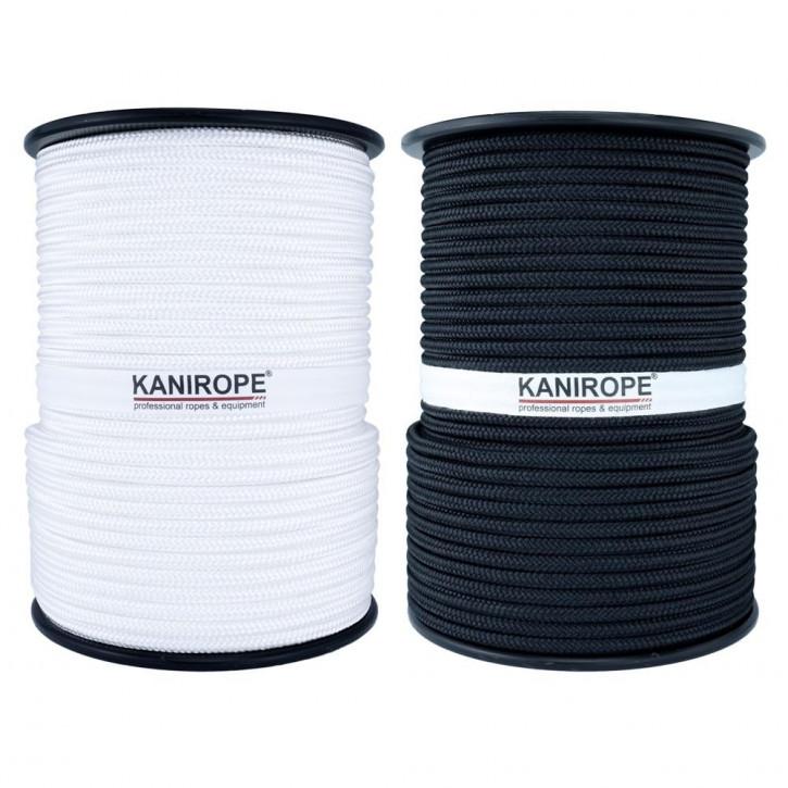 Corde polyester POLYBRAID ø5mm 16x tressée de Kanirope®