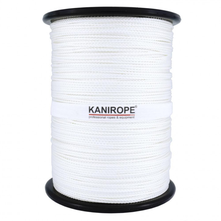 Corde polyamide NYLONBRAID ø1mm 500m 8x tressée de Kanirope®