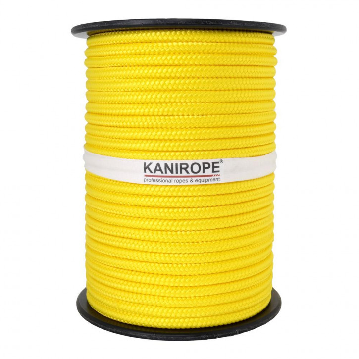 6 mm blanc en polypropylène corde Poly Corde Bobines-Choisir Longueur Bon Marché corde en nylon