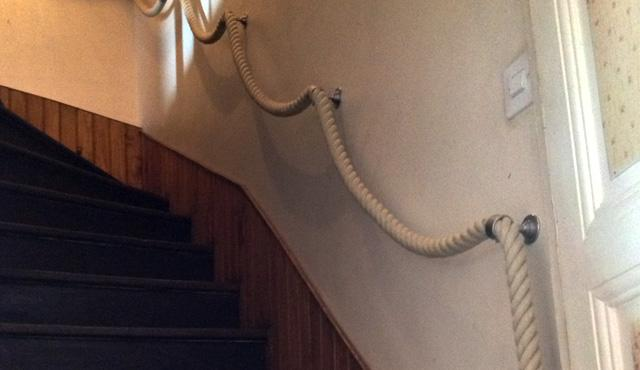 Corde Cordage Pour Rampe D Escalier Main Courante Acheter