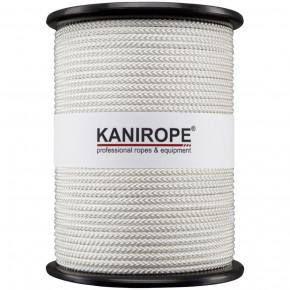 Corde spéciale B1 ø6mm 8x tressée retardateur de flamme de Kanirope®