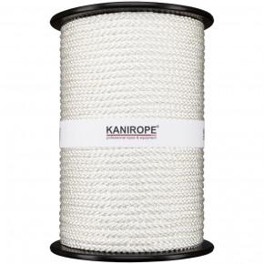 Corde spéciale B1 ø8mm 8x tressée retardateur de flamme de Kanirope®