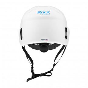 Casque VERTIK couleur blanc de Rock Helmets