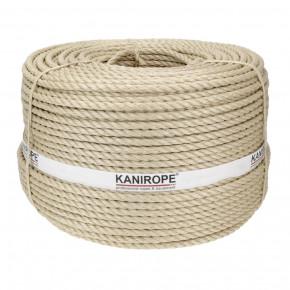 Corde polypropylène fibrillé PP SPLIT ø24mm 3-torons torsadée de Kanirope®