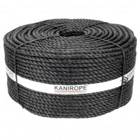 Corde polypropylène fibrillé PP SPLIT ø8mm 3-torons torsadée de Kanirope®
