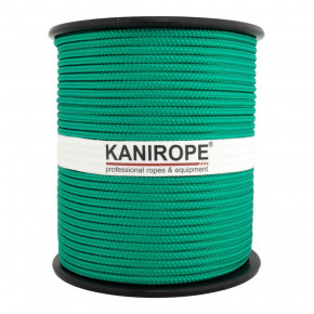 Corde polypropylène PP MULTIBRAID (couleurs standards) ø5mm 16x tressée de Kanirope®