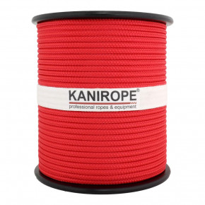 Corde polypropylène PP MULTIBRAID (couleurs standards) ø4mm 16x tressée de Kanirope®