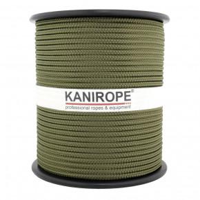 Corde polypropylène PP MULTIBRAID (couleurs spéciales) ø5mm 16x tressée de Kanirope®